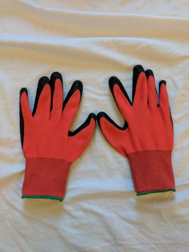 Homecoming Gloves
