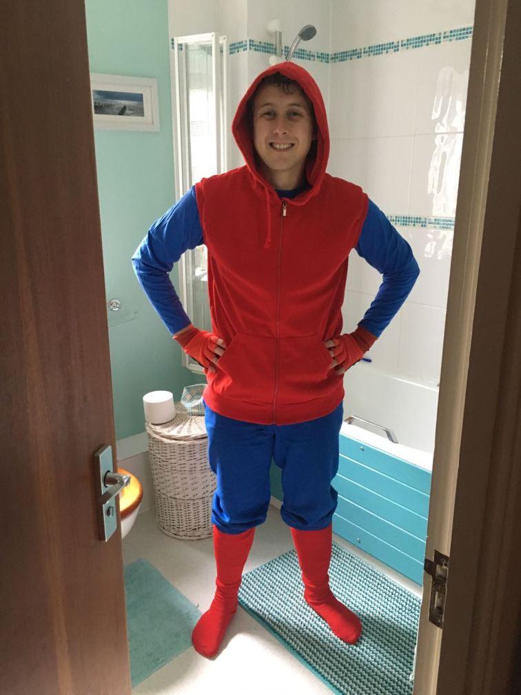 Spiderman Homecoming Pt 1